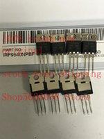 Bouchons d'alimentation intelligente IRF9540NPBF IRF3205PBF IRFB4510PBF TO-220 100% original 50PCS / Lot Stock