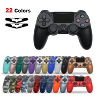 Support Bluetooth Wireless Joystick Controller Fit Mando Console ps4 Gamepad for PS3 PC 210317