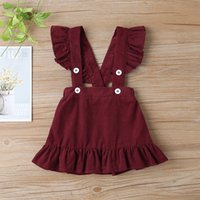 3 Pieces Set Baby Clothing Romper Flower Printing Strapless Children Skirt Hair Accessories Woman Kids Clothes Suit Christmas 26yl K2