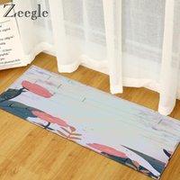 Carpets Long Kitchen Mat Bath Carpet Floor Rug Home Entrance Doormat Absorbent Bedroom Living Room Modern Bedside