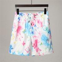 Summer Fashion Shorts ew designer Board hort Quick Drying SwimWear Printing Boar Beach Pants Men Mens Swim Short