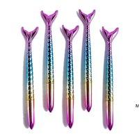 Mermaid Ballpoint Pen Cute School Office Writing Supplies Fashion Girls Gift Korean Stationery 17.1*2.8CM HWF7000