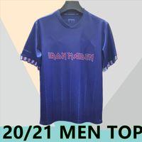 Top 2021 Lingard Fussball Jerseys Eisen Maiden Special 20 21 Reis Soucek Noble Ham Bowen United Lanzini Football Hemd West Herren Kids Kit 125 Jahre 125. Jubiläumstarkt
