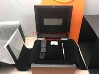 Mens Wristwatches Swiss Top Original Box Paper For Panerai Watches Inner Outer Booklet Card 1950 Watches Box