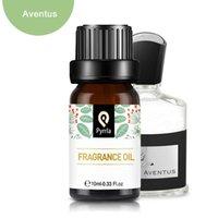 Pyrrla 10ml aventus jadore fragrância óleo sândalo de parma violeta flor natural planta aroma óleo essencial para aromaterapia