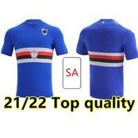 21 22 Sampdoria Futbol Forması Futbol Özel 7 Linetty 14 Jankto 20 Maroni 34 Yoshida çevrimiçi Toptan İndirim