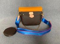 Luxus Frauen 3PS Mini Pochettes Handtasche Borsa Umhängetasche Damen Crossbody Taille Bolso Leder Handtasche