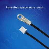 Smart Home Control XH-T113 Plane Fixed Temperature Sensor 10K Thermistor NTC Thermostat Probe