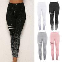 Frauen Skinny Leggings Hosen Mode Trend Hohe Taille Bauch Hüfte Aufzug Sport Hosen Weibliche Beiläufige Slim Running Fitness Yoga Jogginghose