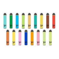 Puff 850mAh Disposable Vape 5% Device Bang 5ML XXL Puffbars E Cigarettes PK Pen 1500puffs Xtra Nvscu