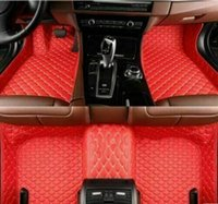 카펫 VW 딱정벌레 해치백 카펫 자동차 매트 전천후