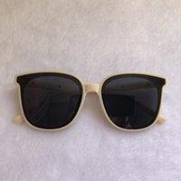 GM Brand Men Square Blocco da sole Occhiali da sole Moda Donna Delicato Eyewear Monster Designer Glasses Sun Stella