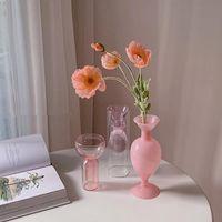 꽃 꽃병에 대한 유리 꽃병 장식 아트 홈 장식 파티 풀 파티오 웨딩 화병