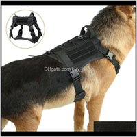 Others Aessories Gearlarge Suit Training Equipment Combat Vest Tactical Dog Clothing Drop Delivery 2021 Ivixo