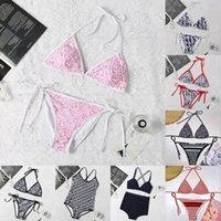 21SS Summer Designer Designer Designsuitsuits Bikini Set multicolors Tempo Spiaggia Costumi da bagno Vento Swimwear di alta qualità Pronto per la spedizione Sexi Bikini