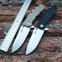 Zero tolleranza stile classico 0562 coltello pieghevole 9Cr14mov lama G10 maniglia da esterno da campeggio coltelli da tasca con scatola di marca strumenti di sopravvivenza tattica
