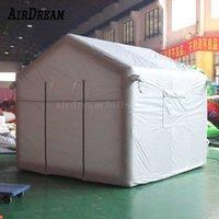 고품질 풍선 비상 군사 휴대용 격리 쉼터 의료 텐트