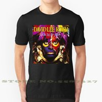 Onehu Novo David Lee American Tour 2019 Moda Vintage Tshirt Camisetas Live Roth 2021 World America Concert