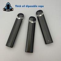 Flash Preheat Vape Pen Disposable Empty Vaporizer E-cigarettes 280mAh Pods Starter Kit 1.0ml Rechargable Vapes Mod For Thick Oil Closed Pod System Battery