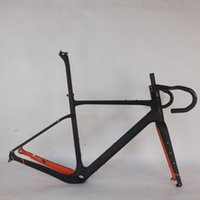 Seraph All inner cable disc gravel frame super light T1000 Gravel Bike Frame GR044 Bicycle GRAVEL frame factory deirect sale