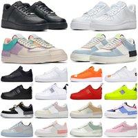 2021 shadow mens shoes men women dunk utility triple black white pale ivory trainers sports sneakers size 36-45