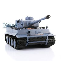 원격 제어 자동차 1:16 모델 탱크 무선 소년 생일 선물