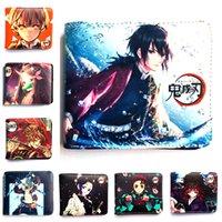 New Arrivals top qualityAnime Demon Slayer Purse Kochou Shinobu Tomioka Giyuu Kamado Nezuko Agatsuma Zenitsu Hashibira Inosuke Kamado Tanjir