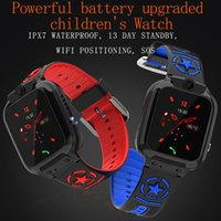 OEM Watches Kids Smart Watch Screen Touch Children Intelligent Waterproof Sports 2G Network Call