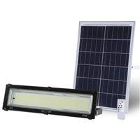 Solar Floodlight lamp 100W 200W 300W 400W 500W 1509LED Spotlight IP66 Waterproof with Remote Control LED Outdoor Lighting