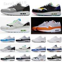 Todo 87 Atmos 87 Aniversário 1 Piet Parra 87 Premium Lunar 1 Deluxe Watermelon Runnin Sapatos Sneaker Top Quality F33