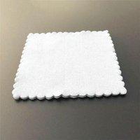 Car Sponge 20pcs Nano Ceramic Glass Coating Cloth Microfiber Cleaning Cloths Glasses RV Parts Accessories Cleaner