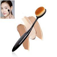 Yutong Femmes Maquillage Maquillage Brosses Soft Ovale Cosmétique Brosse à dents PRO Blush Fairfiante Fondation Fondation
