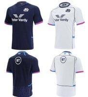 21 22 اسكتلندا 2021-2022 الكبار سوبر الركبي جيرسي قميص اسكتلندي مايوه كاميسيتا ماجليا قمم S-3XL Trikot Camisas