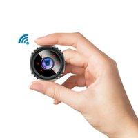 Cámaras HD 720p 1080p cámara wifi deportes acción cámara inalámbrica ip mini nanny seguridad grabadora w8 micro
