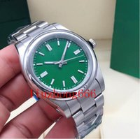 Couples stylish classic casual watch, 36 and 41MM with stainless steel waterproof automatic mechanical movement