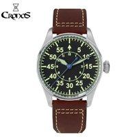 Cronos Automatic Watch Luxury Men CN (origine) Moda casual da polso da polso