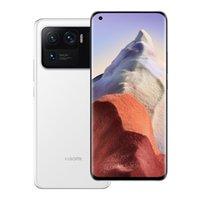 Оригинальные Xiaomi Mi 11 Ultra 5G мобильный телефон 8 ГБ ОЗУ 256 ГБ ROM Snapdragon 888 OCTA CORE 50MP AI Android 6,81 дюйма полноэкранного отпечатков пальцев ID Face 5000mAh Smart Cillphone