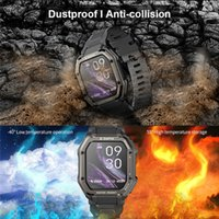 Ideapro Captian C16 smart watch 1.7-inch screen supports 20 sports modes of dynamic dial