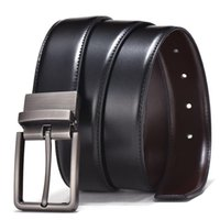 Belts Men High Quality Genuine Leather Belt Luxury Designer Cowskin Fashion Strap Male Jeans For Man Cowboy