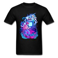 CCCCSPORTHE Arcade T-shirts Hommes Blue Crâne Hip Hop Street Mode Tshirt Oversize Novelty 30 Chemise d'anniversaire Meilleur cadeau T-shirt occidental