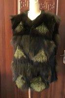 Faída femenina Faux Bzoosio Fashion Tallas MUJERES MUJERES LADS sin mangas Color chaleco de invierno Sólido Chaleco suelto abrigo de gran tamaño Chaqueta
