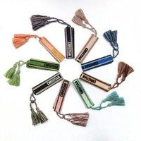 Charme Armbänder super süße handgemachte gewebte quaste stickerei geflochtene geschenkeweinlese freundschaft armband für frauen 4rcb