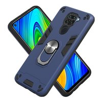 Ring Amor Cover with Car Holder Rotating Magnet Suction Hybrid Cases for MOTO G10 G20 G30 G60 G9Play E7 Xiaomi Redmi 9C Note10 NOTE9 iPhone Samsung