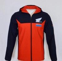 Motosiklet sürme rüzgar geçirmez ve sıcak yarış pamuklu ceket uzun kollu