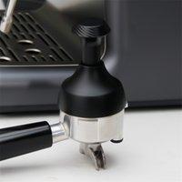 Satış 304 Paslanmaz Çelik 58mm Ayarlanabilir İğne Kahve Sertleştiricisi Distribütörü Fit Espresso Makinesi Portafilter 210910