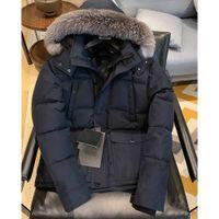 겨울 재킷 망 야외 다운 코트 자켓 남성 캐주얼 후드 무스 코트 겉옷 남자 따뜻한 남자 파카 호송 Doudoune Outwear 폭격기