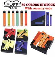 장치 550mAh 배터리 vape 담배 800 퍼프 3.2ml 막대 Prefilled XXL 더블 스틱 뱅 에어 럭스 80 색 퍼프 바 플러스 일회용 vapes