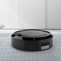 Vacuum Cleaners 808F Robot Cleaner 3-in-1 Sweeping Vacuuming Mopping Rechargeable For Marble Hardwood Floor Ceramic Tile Wood