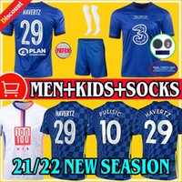 Camisas de Futebol PSG 20 21 Paris Saint Germain MBAPPE Camiseta de futebol 2020 2021 NEYMAR JR VERRATTI MARQUINHOS KIMPEMBE ICARDI Masculino + Crianças Criança Quarta