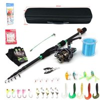 Boat Fishing Rods Lure Rod Reel Combos, 12BB And Tackle Bag, Bait Line Set, Trout Pescado Combo, Bass Carp 1.8m-2.7m